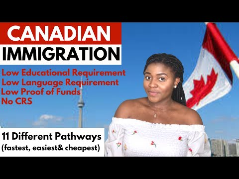 HOW TO MOVE TO CANADA | IMMIGRATION TO CANADA | How To Get CANADIAN PR - PART 1
