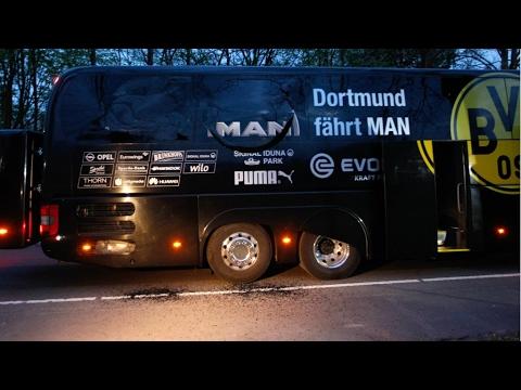 Germany: Football Players injured as blast hits Dortmund team bus
