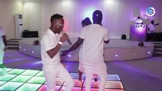 FULL VIDEO : THE MAFIK  All White party Tanga 2018