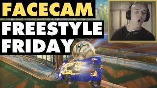 Rocket League | Facecam Freestyle Friday 11