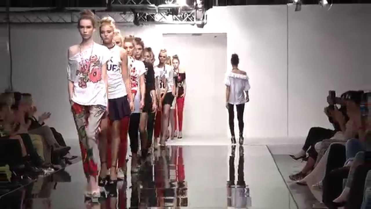 TWINSET Simona Barbieri Spring Summer 2015 Le Coeur Fashion show ...