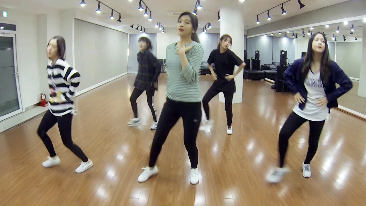 Red Velvet 'Rookie(루키)' Dance Practice...중독성 강한 안무 매력 (웬디 ...