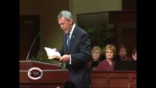 11-11-12am   Integrity When Faith is Examined - Dr. Craig Conner