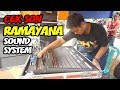 FULL CEK SOUND RAMAYANA SAMPAI JADI - RAMAYANA CHECK SOUND - CREW RAMAYANA SOUND SYSTEM