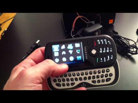 Test de l'Alcatel OT-606   par Top-For-Phone.fr
