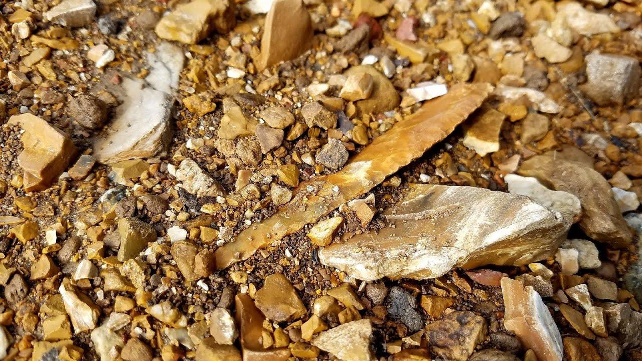 Arrowhead hunting missouri arrowheads killer 4 3 4 for Buy missouri fishing license online