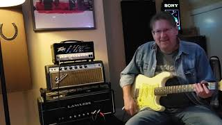 Peavey Invective MH Various Guitars Video - Steve Purcell