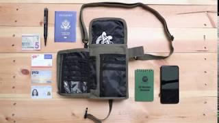 Unpacking Rothco's Canvas Travel Bag