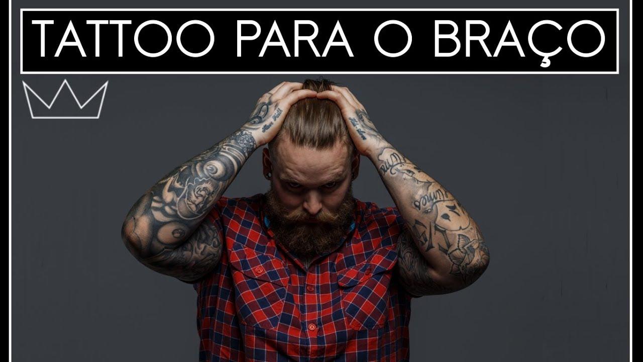 12 Ideias De Tatuagem Para Fazer No Braço Youtube