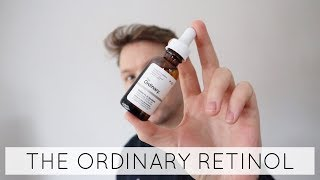 THE ORDINARY RETINOL 1% IN SQUALANE REVIEW // James Just Now