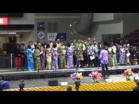 2015 NORTH AMERICA GHANAIAN S.D.A CHURCHES CAMP MEETING - MUSICAL CONCERT, OHIO ZONE