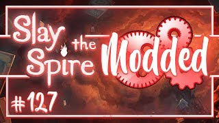 Let's Play Slay the Spire Modded: Beaked | Byrd's Blood - Episode 127