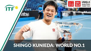 Shingo Kunieda: World No.1 | Journey To The Tokyo 2020 Paralympic Games