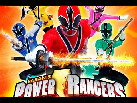 Cgrundertow power rangers samurai for nintendo wii video game review cgrundertow power rangers samurai for nintendo wii video game review voltagebd Choice Image