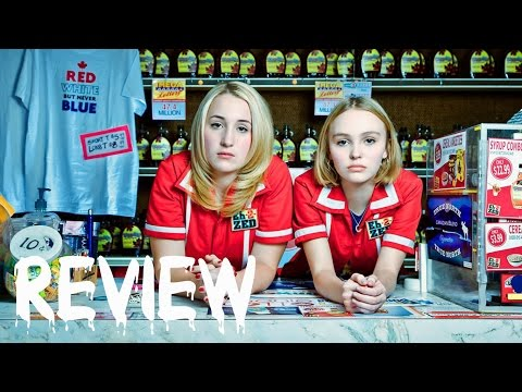 2016 CATCH UP MOVIES #9 - Yoga Hosers Review AKA EPIC RANT