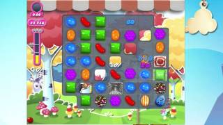Candy Crush Saga Level 1198  BEAT IN 2 MOVES!