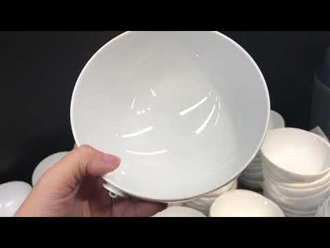 ИКЕА посуда белая #Ikea #посуда