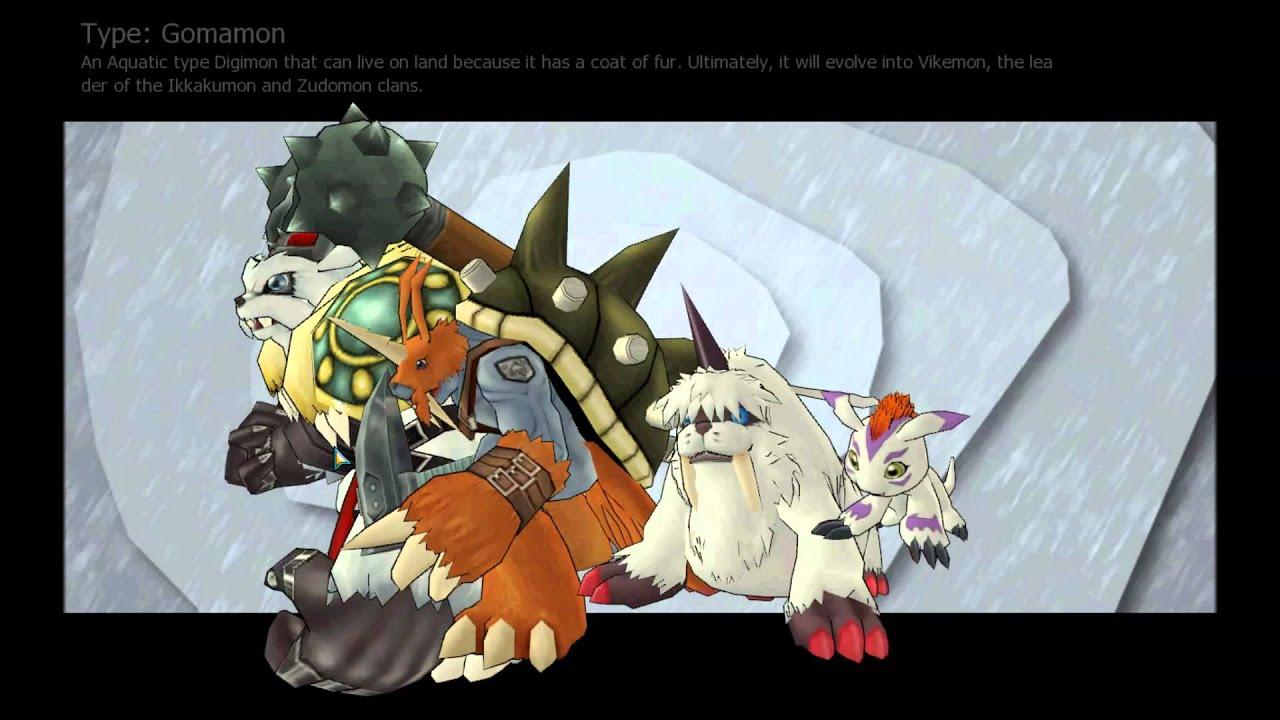 digimon gomamon evolution - photo #23