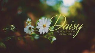 Vietsub    Daisy (Hoa Cúc Dại)    Hey (Kim Hye Won)    Daisy (2006) OST