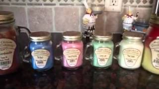 Our Own Candle Company Candles Haul