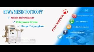 Jual Mesin Fotocopy Xerox di Jakarta Murah