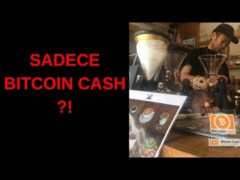 Bitcoin İle Asya Turu - Osaka | Sadece Bitcoin Cash Kabul Ediyorum Diye İnat Etti!