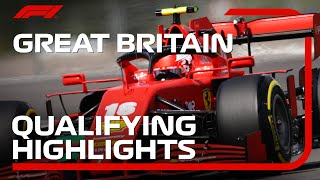 2020 British Grand Prix: Qualifying Highlights