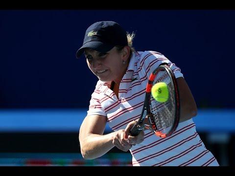 2015 China Open Quarterfinal | Timea Bacsinszky vs Sara Errani | WTA Highlights