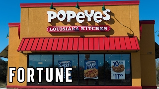 Burger King Agrees To Pay $1.8 Billion To Acquire Popeyes I Fortune