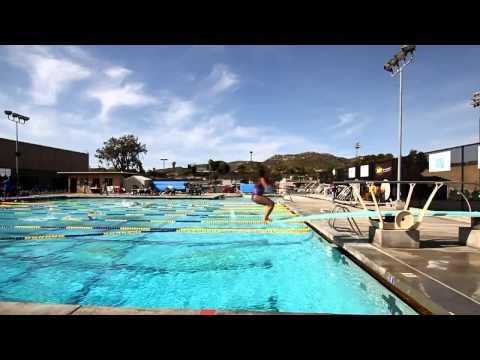 Santana High School Diving Meet 4 vs El Cajon
