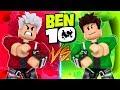 EVIL BEN 10 vs BEN 10 IN ROBLOX! (Ben 10 Arrival Of Aliens)