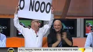 Diretta Stadio 7Gold (JUVENTUS BARCELLONA 1-3) Fine del sogno...