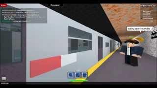 IRT Subway Special: Atlantic Avenue bound R142 (5) OPTO train @ Newkirk Avenue