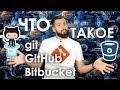 Что такое GIT, GITHUB и BITBUCKET? / Просто и понятно