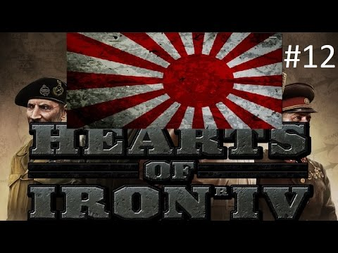Hearts of Iron 4 Japan 12 Invasion of West Coast USA