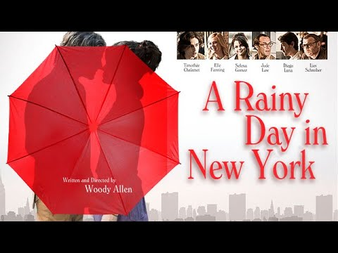 A Rainy Day in New York – Official Movie Trailer (2020)