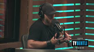 Gambar cover Brantley Gilbert Explains How He Ended Up Detained at the Nashville Airport - The Ty Bentli Show
