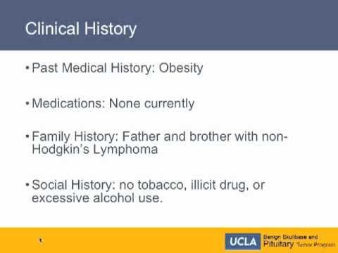 Clinical History - Upfront Radiosurgery | UCLA Pituitary Tumor Program