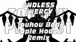 Endless Energy — Touhou Bad Apple [Big Room House Remix]