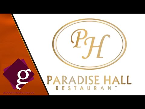 PARADISE HALL Restaurant (Official Video)