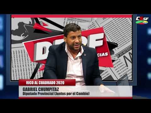 Chumpitaz: Rosario y Santa Fe han sido copadas por el narcotráfico