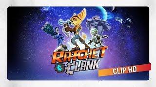 Ratchet e Clank - Zed - Clip dal film   HD
