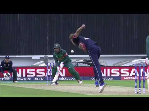Mushfiqur's super scoop! - #ENGvBAN Nissan Play of the Day #CT17
