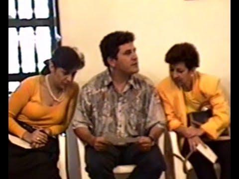 FGN. Seminario  Etica en Tutucan. 1995