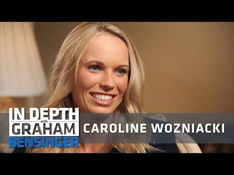 Caroline Wozniacki: They said soccer was for boys
