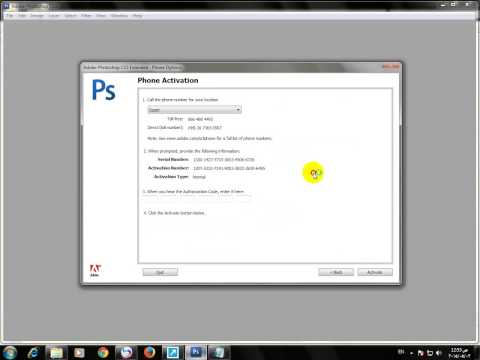 adobe illustrator cs3 serial number and authorization code