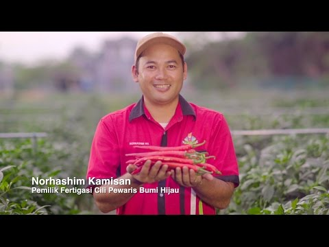 Malaysia Agriculture Week 2016 Promo Video - Norhashim Kamisan