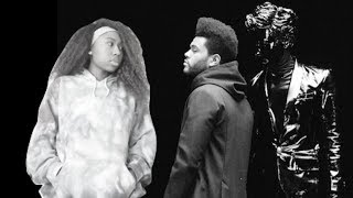 GESAFFELSTEIN & THE WEEKND- LOST IN THE FIRE *FIRST REACTION/REVIEW*