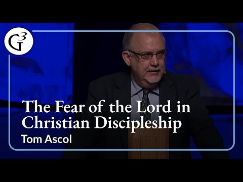 2018 G3 Conference — Tom Ascol — Session 11