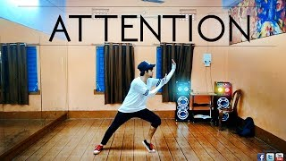 Attention | Dance Video Choreography | Charlie Puth